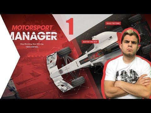 MEGMUTATJUK A VILÁGNAK! | Motorsport Manager - F1 MOD