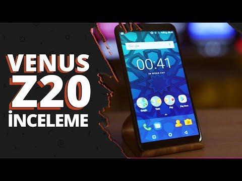 Vestel Venus Z20 inceleme - En yetenekli yerli telefon o mu?