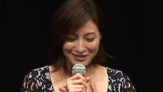 【関連動画】HYが主題歌を生披露、広末涼子「心に残る、突き刺さる曲で...