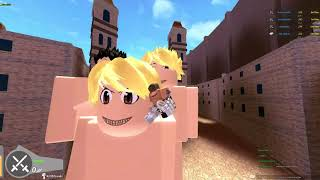 Roblox Attack on Titan IS a dissaster!!!