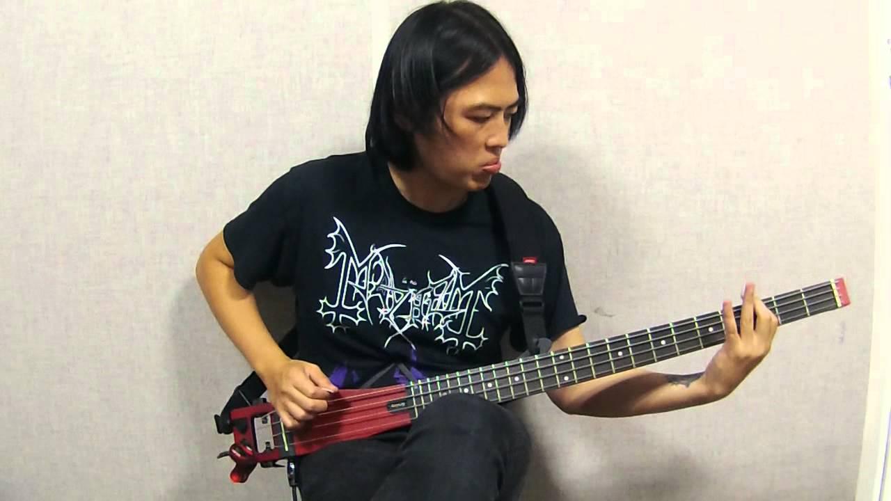Anygig AGB Bass guitar Model - YouTube