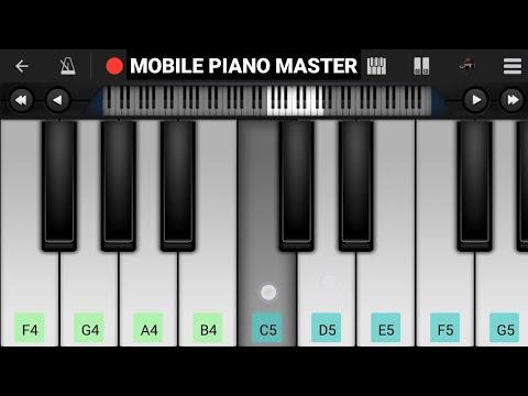 Hawayein Piano Tutorial |Piano Keyboard|Piano Lessons|Piano Music|learn piano Online|Piano Keyboard