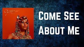 Nicki Minaj - Come See About Me (Lyrics)