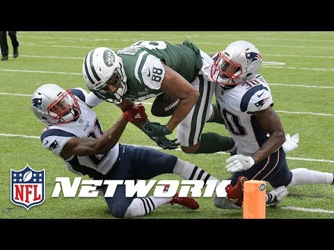 Jets Controversial Touchdown Reversal vs. Patriots: Explanation & Analysis | NFL Network