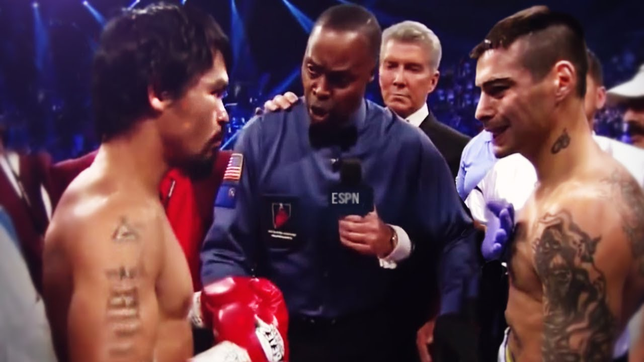 MANNY PACQUIAO vs LUCAS MATTHYSSE | FULL FIGHT CARD PREDICTION