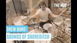 Sounds of Shoreditch: Tracking Drums at Strongroom Studios
