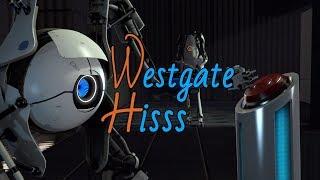 Westgate & Hisss (WHgamers) play in Portal 2!))) Воскресный секс мозга))))