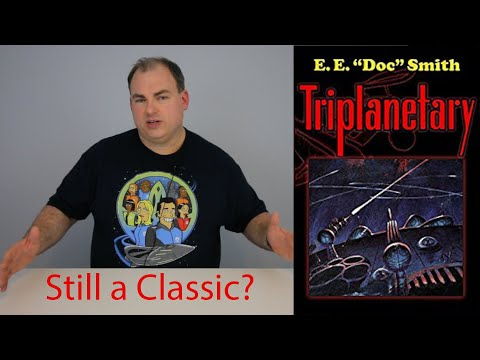 Triplanetary Book Review - Is It Still A Classic?