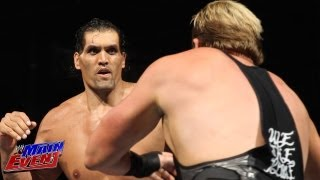 The Great Khali vs. Jack Swagger: WWE Main Event, Aug. 21, 2013