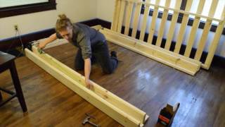 This is a video we have done to explain how to assemble your Chicago Loft Bed. Our beds are hand made to order at any height
