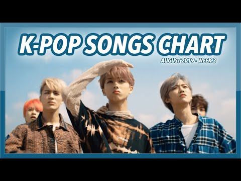 (top-100)-k-pop-songs-chart- -august-2019-(week-3)