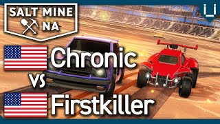 Salt Mine NA Ep.6 Chronic vs Firstkiller 1v1 Rocket League Tournament