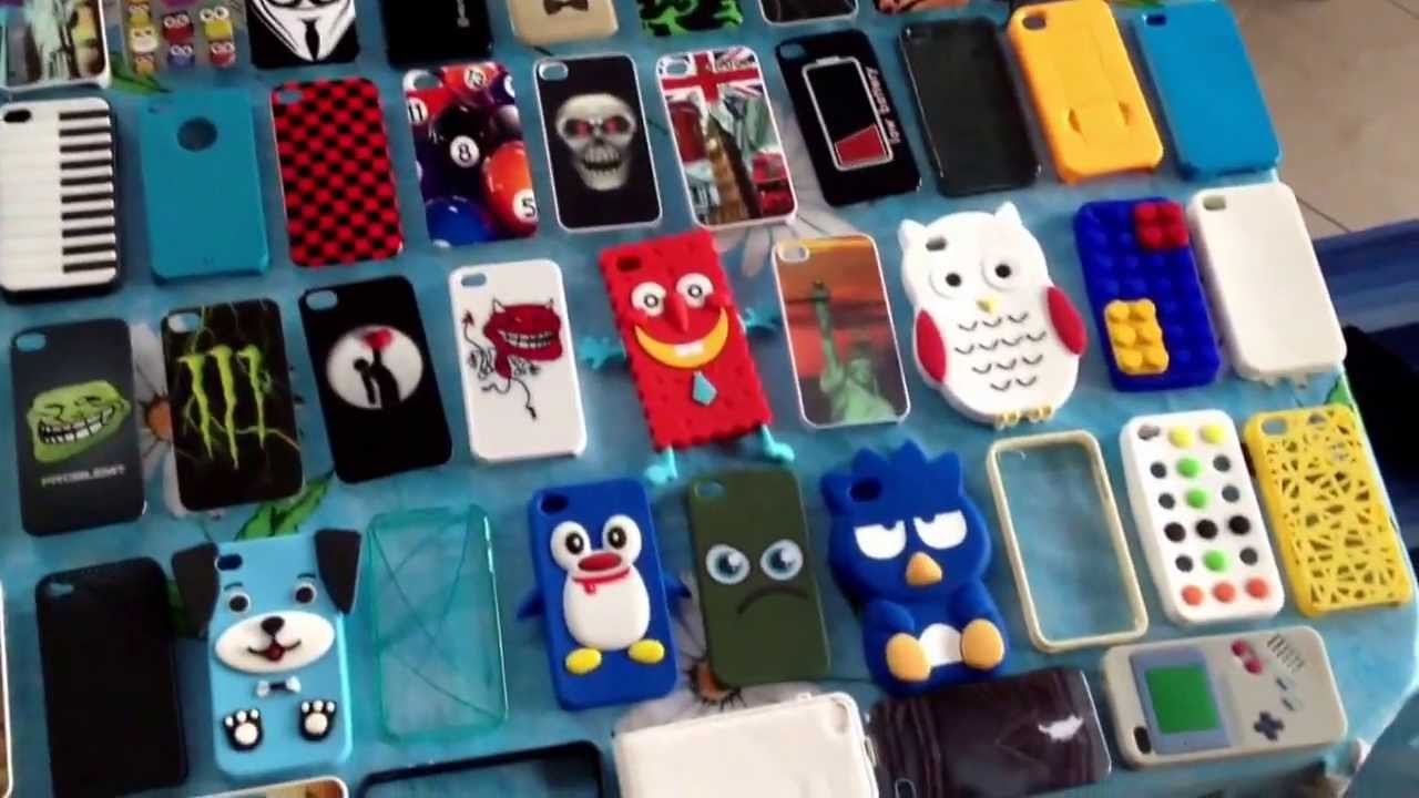 le mie cover iphone 4