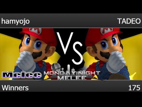 MNM 175 - FX | hamyojo (Mario) vs Franchise | TADEO (Mario) Low Tier - GF  - Melee
