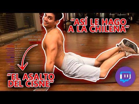LA CHILENA PISA A LASERDANCE, ES GRAFO O NINJA? Y MAS...- Highlights Twitch Argentina #25