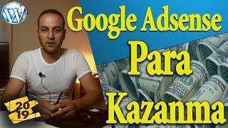 Website Kurma Google Adsense ile İnternetten Para Kazanma