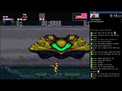 Super Metroid Hermit Kingdom Playthrough