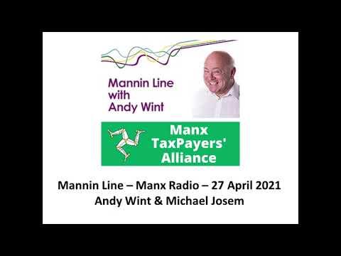 Mannin Line - Michael Josem and Andy Wint - 27 April 2021