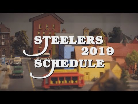 Dan Rivers - NFL Schedules Released, Steelers Open In New England
