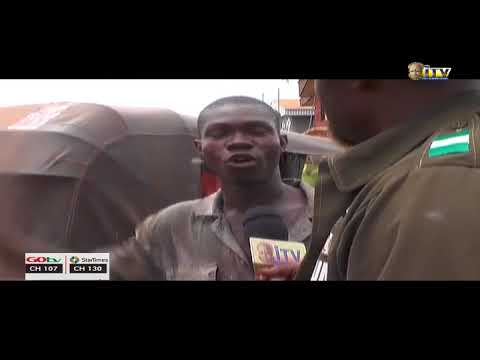 VBOSUNU: ST. SAVIOR ROAD IN BENIN CITY