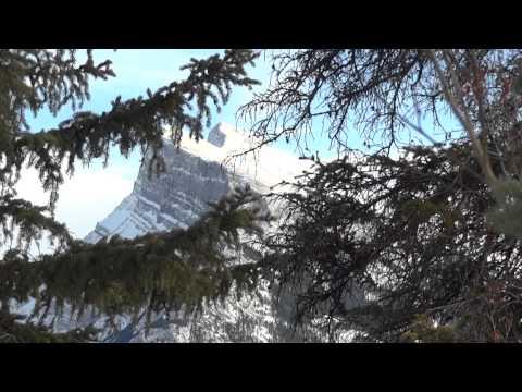 Strange Sounds Banff Alberta Canada Jan 22 2012