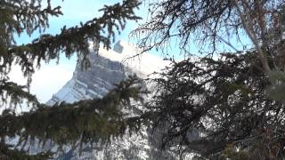 Strange Sounds Banff Alberta Canada Jan 22 2012