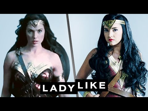 Thumbnail: We Transformed Into Superheroes! • Ladylike