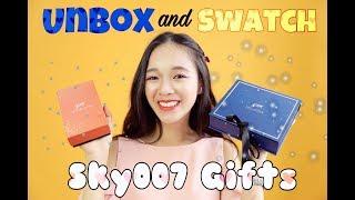 UNBOX Và SWATCH Quà Trong Ngày Sinh Nhật Của Sky007 😍🎉🎁 Khanh Kami