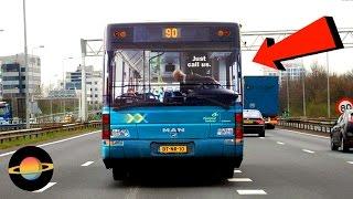 10 kreatywnych reklam na autobusach miejskich, cz. 1