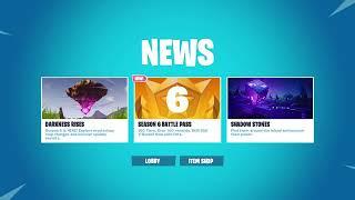 Fortnite mobile season 6 BATTLE PASS NEW UPDATED