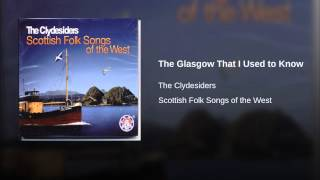 The Glasgow That I Used to Know