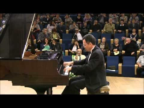 "Igor Ostrovsky - piano fantasy on a song by Gershwin ""The Man I Love"""