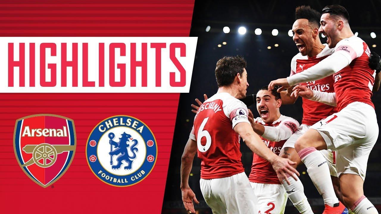 Arsenal 2 0 Chelsea