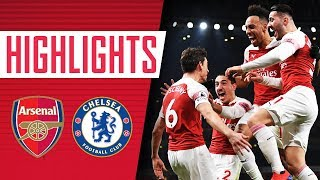 Arsenal 2 - 0 Chelsea | Goals & highlights