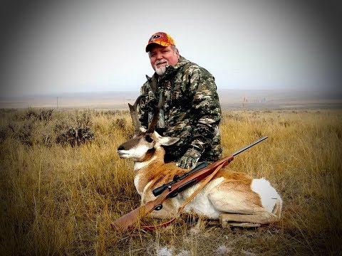 DIY Wyoming Public Land Antelope Hunt, 2018: Part 1