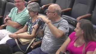 Audiência Pública da Secretaria da Saúde - Câmara Municipal de Araras