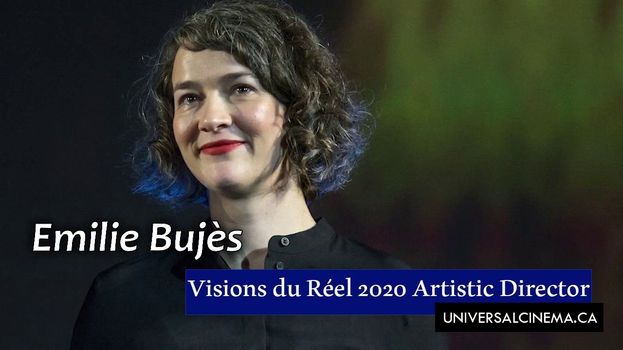 Emilie Bujès Talks About Handling An Online Version Of  Visions Du Réel 2020
