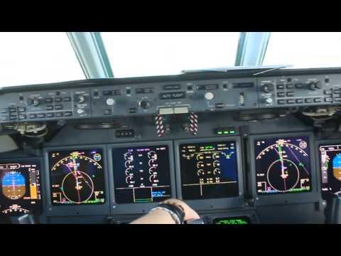 Blue1-SAS B717(MD95) Flight