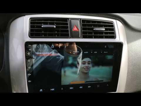 Обзор на мультимедиа Wanqi с алиэкспресс для Suzuki Liana