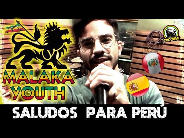 Malaka Youth   Ta to Pensao - SALUDO ESPECIAL PARA PERÚ