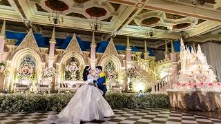 OUR OWN DISNEY WEDDING | NIKO RACHEL WEDDING
