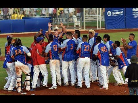 Colombia, campeón invicto en el béisbol de los Juegos Bolivarianos