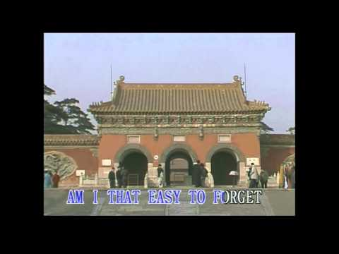 Am I That Easy To Forget (Karaoke)