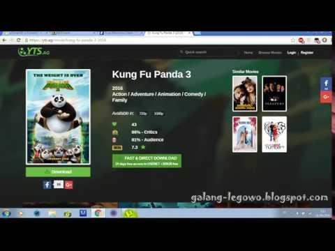 Cara Mudah Download Film Lewat Torrent