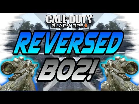 BO2 MAPS REVERSED/MIRRORED! - Raid, Standoff, Carrier, & Cargo! (Black Ops 3/BO3 DLC 3 Hype)