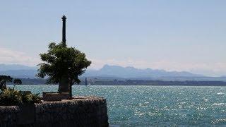 Le Lac De Neuchâtel En Suisse
