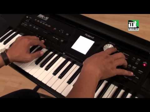 Hướng dẫn tạo style mới trên Roland BK-5