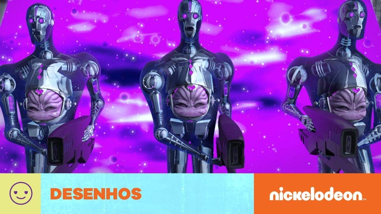 Tartarugas Ninja Invasao Crank Tmnt Nickelodeon Em Portugues