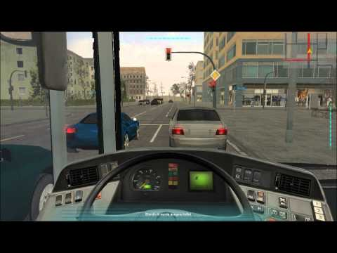 Bus Simulator 2012 [HD] Part 1