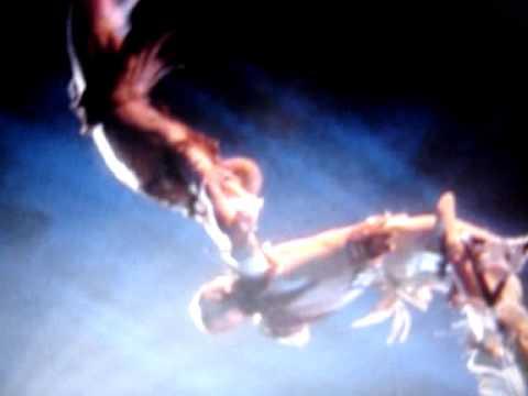 High Bar Cirque Du Soleil  Alegria
